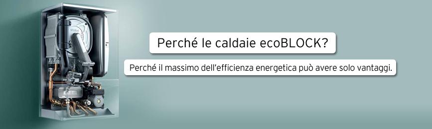 Ecoblock Vaillant Roma – Assistenza tecnica ufficiale caldaie