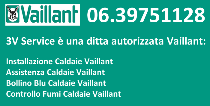 VAILLANT PARIOLI - 06.39751128